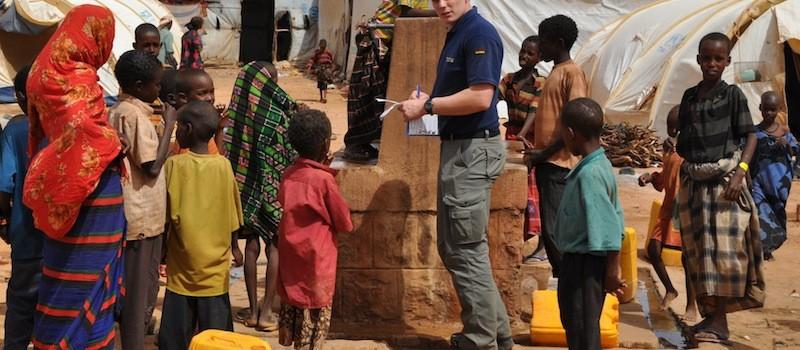 THW entsendet Erkundungsteam nach Äthiopien