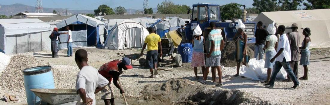 Das THW-Engagement in Haiti – Eine Einsatzdokumentation