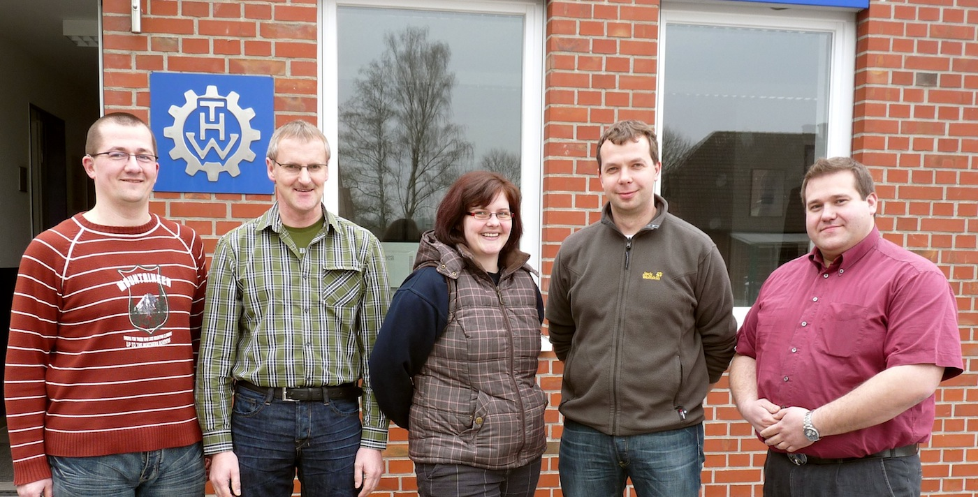 Vorstand THW-Helfervereinigung Coesfeld e. V.