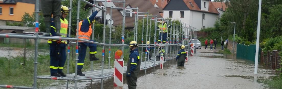 Flutkatastrophe: Keine Entspannung in Sicht