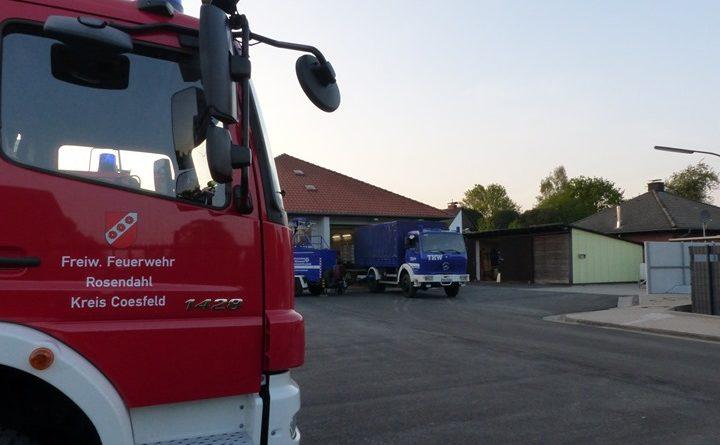 Am vergangenen Dienstag war die Freiwillige Feuerwehr Osterwick bei uns zu Besuch. Infos dazu…