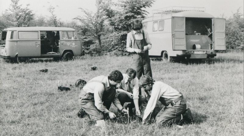 Das Technische Hilfswerk Coesfeld blickt auf 60 Jahre zurück